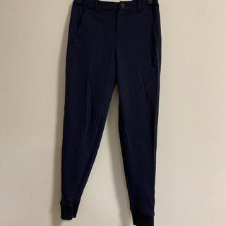 DOUBLE STANDARD CLOTHING - 希少サイズ30!美品sov裾リブパンツ
