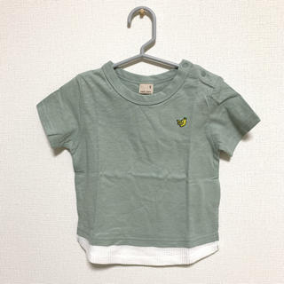 プティマイン(petit main)のpetit main★Tシャツ(Tシャツ/カットソー)