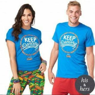 ズンバ(Zumba)の新作 Made With Zumba Love Instructor Tシャツ(Tシャツ/カットソー(半袖/袖なし))