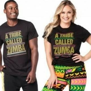 ズンバ(Zumba)の新作A Tribe Called Zumba Instructor Tシャツ(Tシャツ/カットソー(半袖/袖なし))