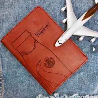 スターバックスコーヒー(Starbucks Coffee)の台湾 限定 スターバックス パスポート 書類 ケース 即発送ok(旅行用品)