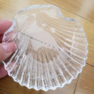 ザラホーム(ZARA HOME)のシェル小物入れ ガラス皿 インテリア小物(小物入れ)