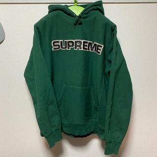 シュプリーム(Supreme)のSUPREME Perforated Leather Hood Sweat XL(パーカー)