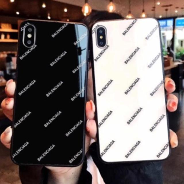 アンダー アーマー iphone8 ケース | Balenciaga - iPhone用 ケースの通販