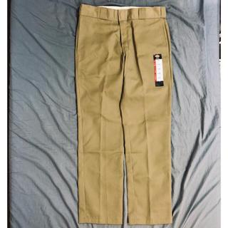 ディッキーズ(Dickies)のDickies 874 Slim Cut Pant 海外限定 KHAKI W31(ワークパンツ/カーゴパンツ)