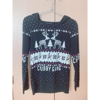 チャビーギャング(CHUBBYGANG)のChubby gang長袖 カットソー サイズ160センチ ロンT(Tシャツ/カットソー)