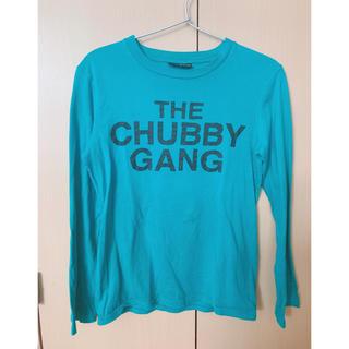 チャビーギャング(CHUBBYGANG)のChubby gang 長袖 カットソー サイズ160センチ(Tシャツ/カットソー)