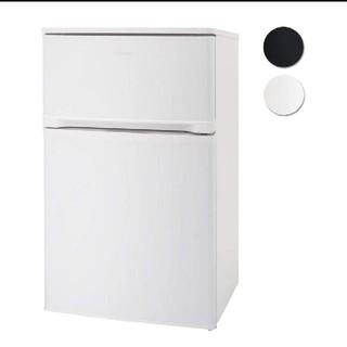 アイリスオーヤマ(アイリスオーヤマ)の冷蔵庫 AF81-W NRSD-8A-B(冷蔵庫)