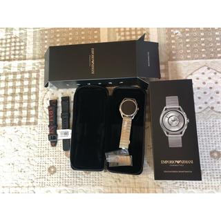 エンポリオアルマーニ(Emporio Armani)のEMPORIO ARMANI 腕時計  SMARTWATCH ART5006 (腕時計(デジタル))