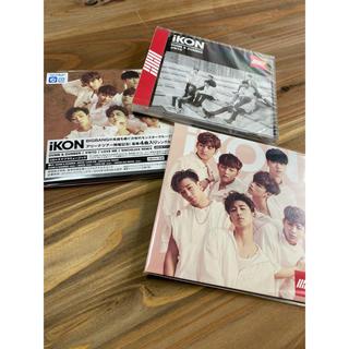 アイコン(iKON)のiKON CD3点セット(K-POP/アジア)