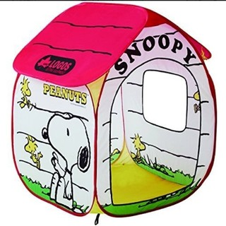ロゴス(LOGOS)のロゴス キッズ テント SNOOPY HOUSE TENT 86001055(その他)