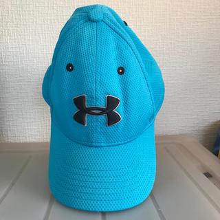 アンダーアーマー(UNDER ARMOUR)のアンダーアーマー、キッズキャップ(帽子)