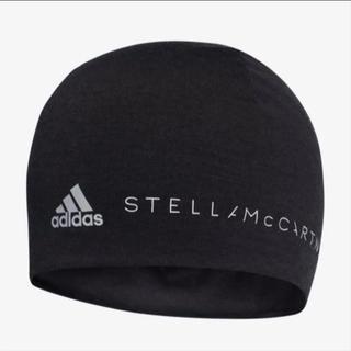 アディダスバイステラマッカートニー(adidas by Stella McCartney)のadidas by Stella McCartney Cap BLACK(ニット帽/ビーニー)