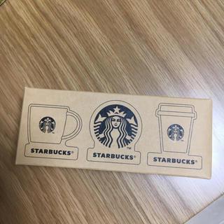 スターバックスコーヒー(Starbucks Coffee)のスターバックス福袋 クリップ(日用品/生活雑貨)