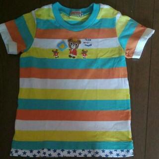 ミキハウス(mikihouse)のミキハウス 100 半袖 Tシャツ(Tシャツ/カットソー)