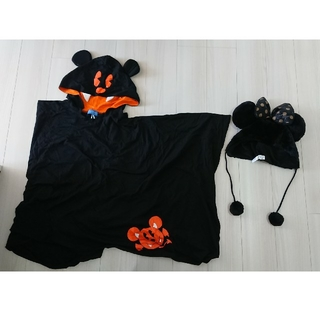 ディズニー(Disney)のDisny ポンチョ 帽子(ポンチョ)
