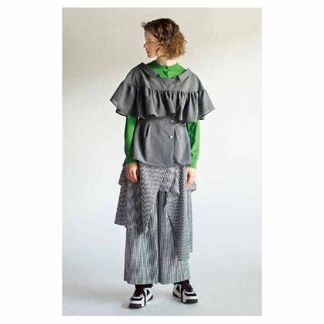 ENFOLD(エンフォルド)のENFOLD コレクション ブラウス レディースのトップス(シャツ/ブラウス(長袖/七分))の商品写真