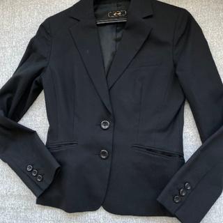 エフデ(ef-de)のef-de♡黒スーツ3点セット:ジャケット&パンツ&スカート(スーツ)