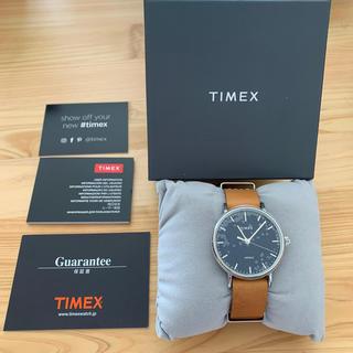 タイメックス(TIMEX)のTIMEX ウィークエンダー フェアフィールド(腕時計(アナログ))