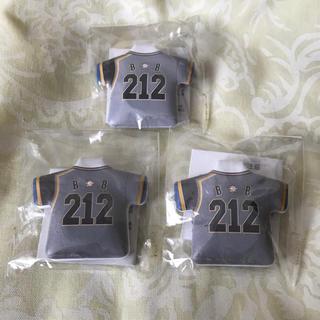 ホッカイドウニホンハムファイターズ(北海道日本ハムファイターズ)の日本ハムファイターズ マグネットクリップ 212 BB(記念品/関連グッズ)