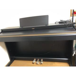 ヤマハ(ヤマハ)のYAMAHA ARIUS YDP-162 (ブラック)(電子ピアノ)