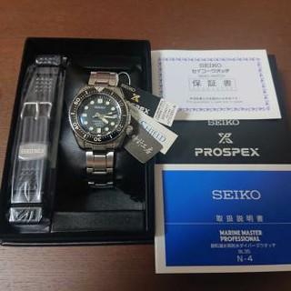 セイコー(SEIKO)の正規品 廃盤 未使用 セイコー SBDX017 プロスペックス マリーンマスター(腕時計(アナログ))