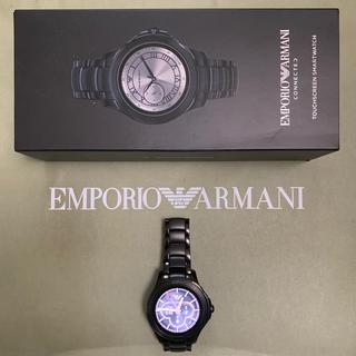 エンポリオアルマーニ(Emporio Armani)のEMPORIO ARMANI  Smartwatch ART5011(腕時計(デジタル))