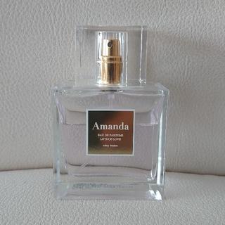 エイミーイストワール(eimy istoire)のエイミーイストワール Amanda オードパルファム 香水 (香水(女性用))