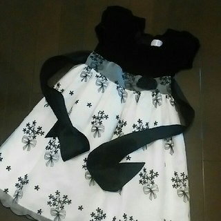motherways - マザウェイズ ドレス120サイズ