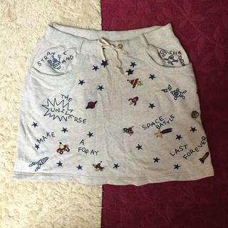 ラフ(rough)のラフ / スエットスカート(ミニスカート)