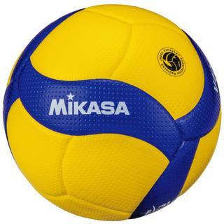 MIKASA - バレーボール V400W 検定球 4号 10球