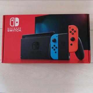ニンテンドースイッチ(Nintendo Switch)の 新型 ニンテンドースイッチ Nintendo Switch(家庭用ゲーム機本体)