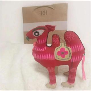ロンハーマン(Ron Herman)のロンハーマン ♡ かわいい ラクダの人形(その他)
