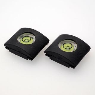 2個セット 水準器 一眼カメラ用ホットシューカバー型(その他)