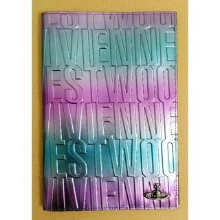 ヴィヴィアンウエストウッド(Vivienne Westwood)の新品未使用タグ付 Vivienne Westwood 革製ブックカバー(ブックカバー)