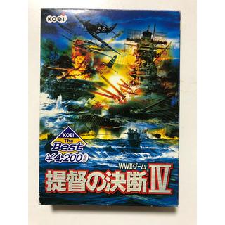 Koei Tecmo Games - 【特価❗️】提督の決断4 PC版