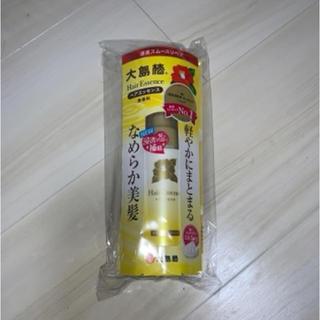 大島椿 ヘアエッセンス 【新品未開封】