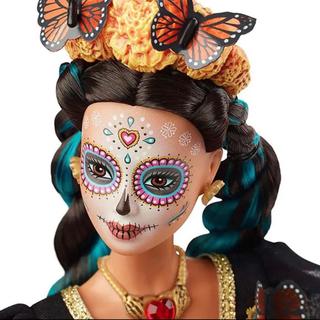 Barbie - 【新品】バービー人形 メキシコ 死者の日 カトリーナ 激レア