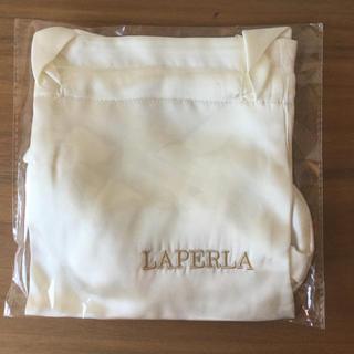 ラペルラ(LA PERLA)のLA PERLA 巾着 アイマスク  ラペルラ(その他)
