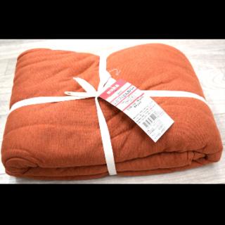 MUJI (無印良品) - 新品未使用品!タグ付き 無印良品 こたつふとんカバー 正方形