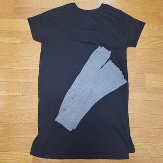 ハニーズ(HONEYS)のTシャツ レギンス セット(Tシャツ(半袖/袖なし))