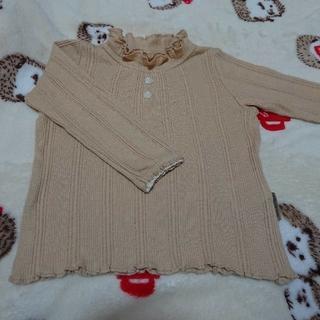 ビケット(Biquette)の長袖ニット (80cm)(シャツ/カットソー)