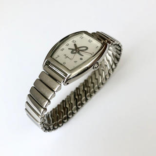 agnes b. - アニエスベー レディース クォーツ腕時計 電池あり