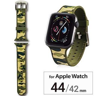 エレコム(ELECOM)のエレコム ⭐️Apple Watch 44/42mm シリコンバンド ⭐️新品(腕時計(デジタル))