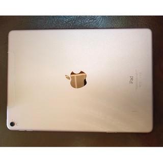 アイパッド(iPad)のiPad Pro docomo32GB RoseGold ローズゴールド 9.7(タブレット)