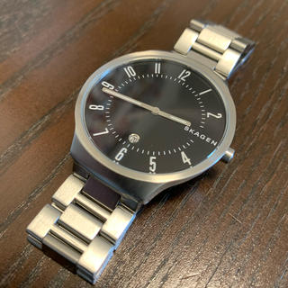 スカーゲン(SKAGEN)のskagen  腕時計 メンズ casio seiko (腕時計(アナログ))