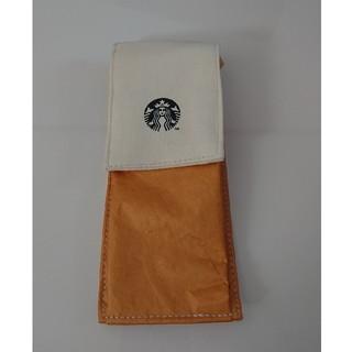 スターバックスコーヒー(Starbucks Coffee)のスターバックス ペンケース 小物入れ スタバ ポーチ ハロウィン(ペンケース/筆箱)