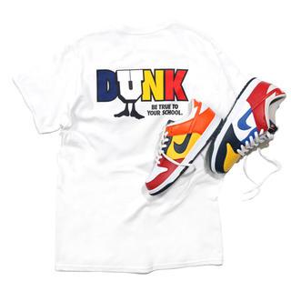 アンディフィーテッド(UNDEFEATED)のUNDEFEATED NIKE DUNK TEE Tシャツ(Tシャツ/カットソー(半袖/袖なし))