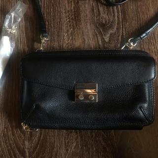 ローズバッド(ROSE BUD)のROSE BUD ウォレットショルダーバッグ(財布)