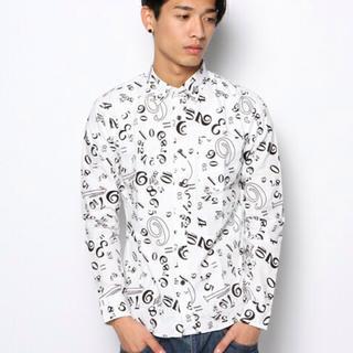 アドポーション(ADPOSION)のA.D.P クレイジーナンバーシャツ(シャツ)